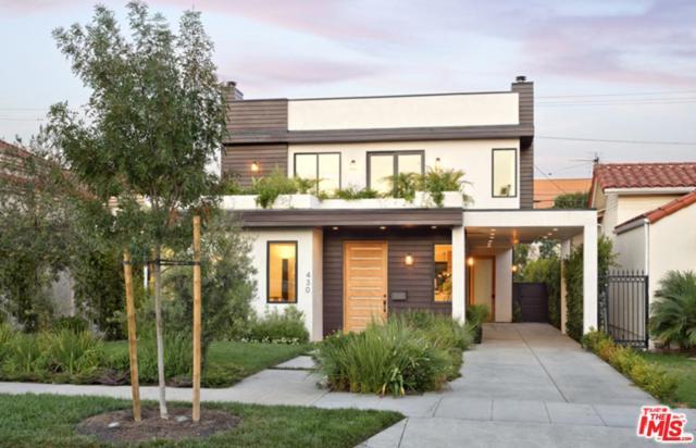 430 S Clark Drive, Beverly Hills, CA 90211 (#18395492) :: The Fineman Suarez Team