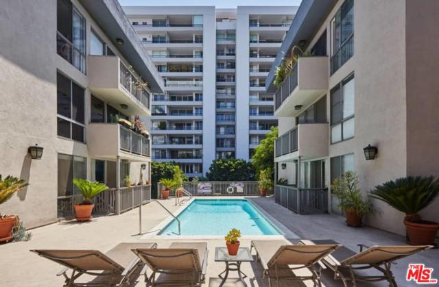1134 Alta Loma Road #113, West Hollywood, CA 90069 (#18395490) :: Golden Palm Properties