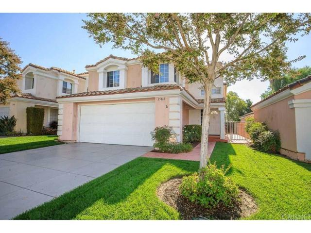 25812 Browning Place, Stevenson Ranch, CA 91381 (#SR18244730) :: Carie Heber Realty Group
