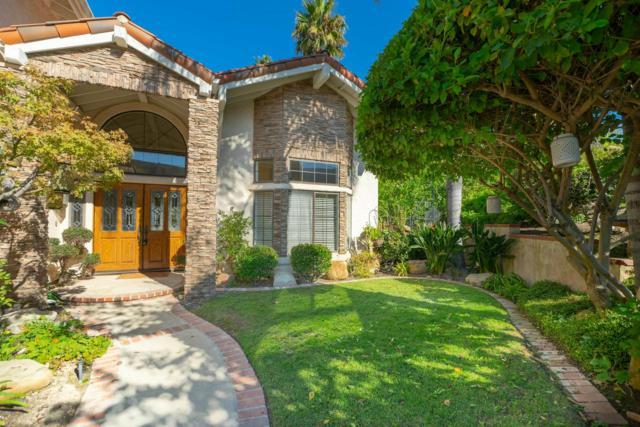 2509 Crown View Court, Thousand Oaks, CA 91362 (#218012813) :: Golden Palm Properties