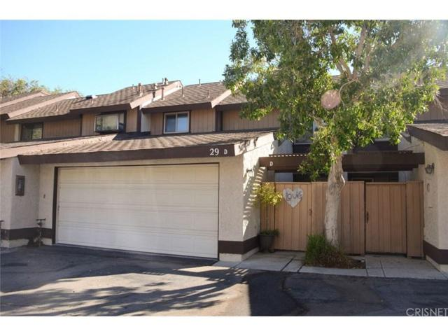 24829 Apple Street D, Newhall, CA 91321 (#SR18245425) :: Carie Heber Realty Group