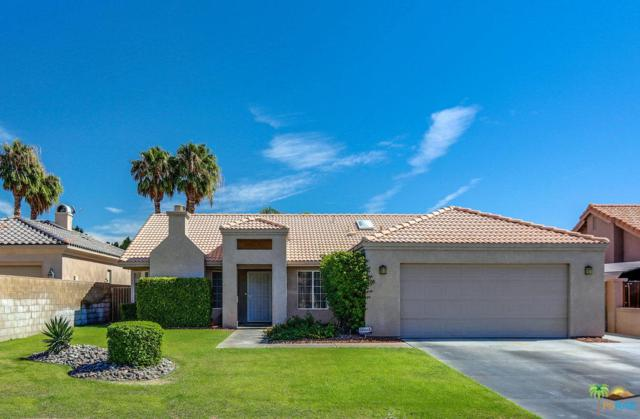 68464 Descanso Circle, Cathedral City, CA 92234 (#18392692PS) :: The Fineman Suarez Team
