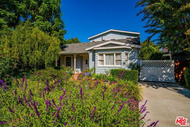 13025 Dickens Street, Studio City, CA 91604 (#18395498) :: Golden Palm Properties