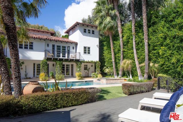475 Halvern Drive, Los Angeles (City), CA 90049 (#18395912) :: Golden Palm Properties
