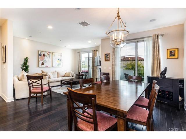 10639 Woodbridge Street #301, Toluca Lake, CA 91602 (#SR18248054) :: Golden Palm Properties