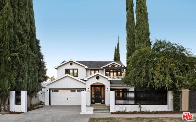 4714 Lemona Avenue, Sherman Oaks, CA 91403 (#18375450) :: Golden Palm Properties