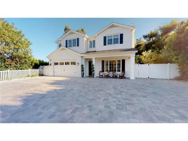 19536 Rosita Street, Tarzana, CA 91356 (#SR18247447) :: Golden Palm Properties
