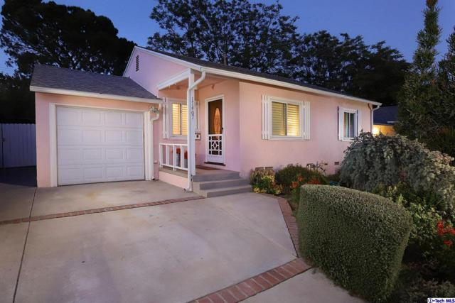 17407 Burma Street, Encino, CA 91316 (#318004153) :: Golden Palm Properties