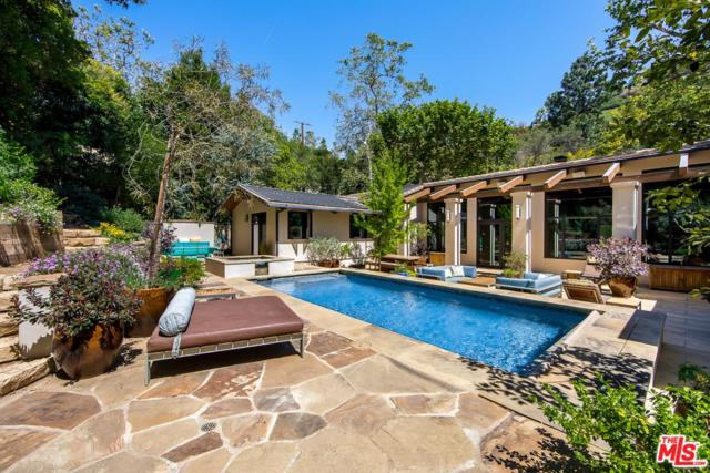 1787 Old Ranch Road, Los Angeles (City), CA 90049 (#18396120) :: Golden Palm Properties