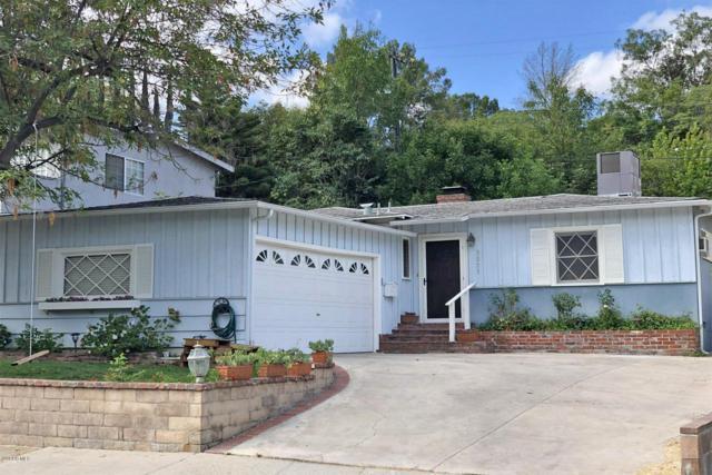 5223 Tendilla Avenue, Woodland Hills, CA 91364 (#218012876) :: Golden Palm Properties