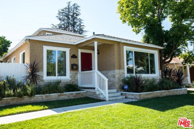 6139 Jamieson Avenue, Encino, CA 91316 (#18396250) :: Golden Palm Properties