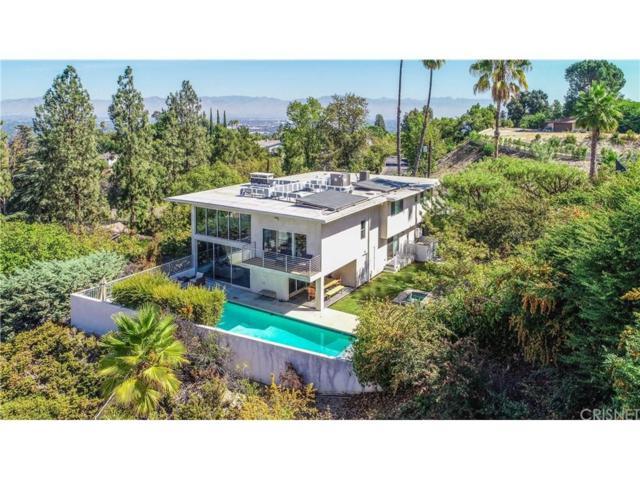 4369 Empress Avenue, Encino, CA 91436 (#SR18245046) :: Golden Palm Properties