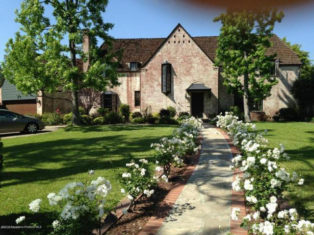 548 Vallombrosa Drive, Pasadena, CA 91107 (#818005037) :: Golden Palm Properties