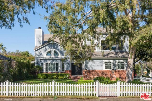 12303 Milbank Street, Studio City, CA 91604 (#18396254) :: Golden Palm Properties