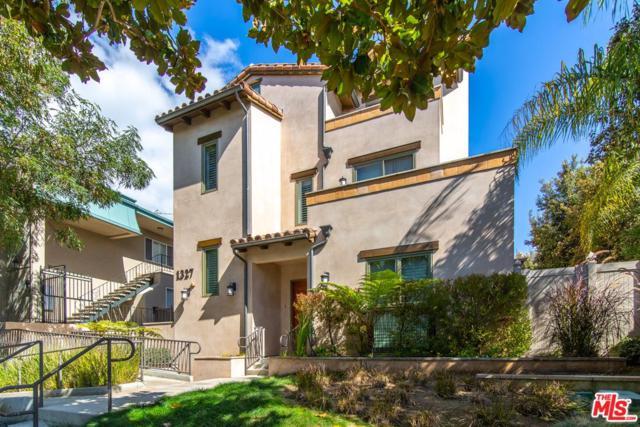 1327 Euclid Street #5, Santa Monica, CA 90404 (#18395878) :: Golden Palm Properties