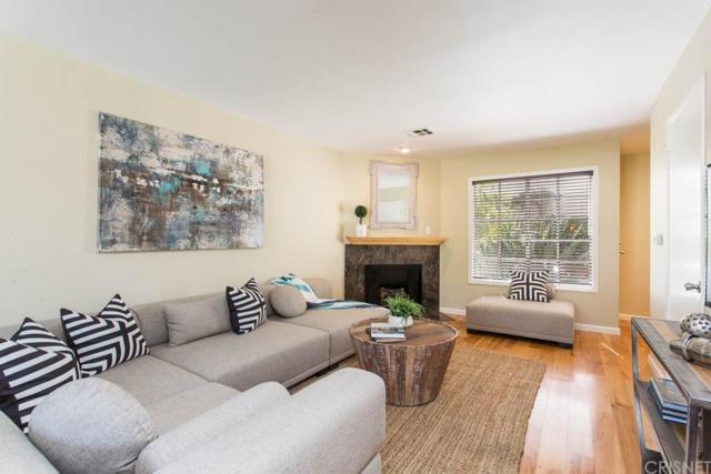 14727 Magnolia Boulevard #118, Sherman Oaks, CA 91403 (#SR18246454) :: Golden Palm Properties