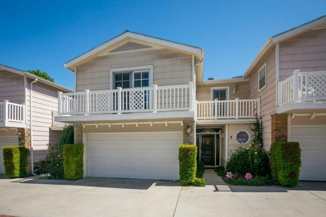 18850 Hatteras Street #4, Tarzana, CA 91356 (#218012906) :: Golden Palm Properties
