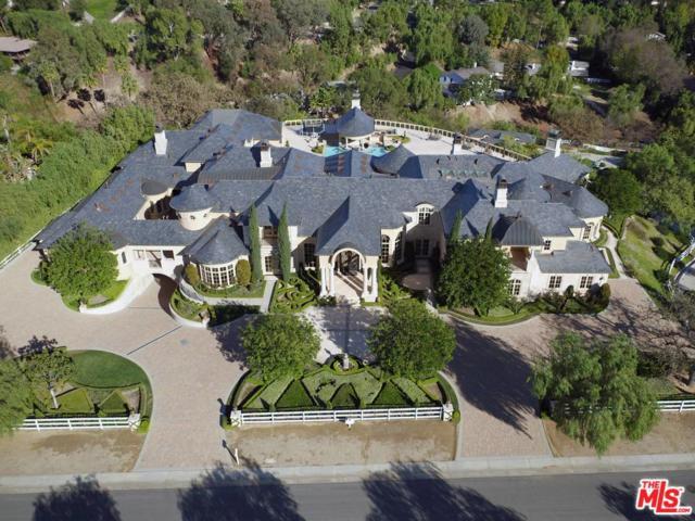 25220 Walker Road, Hidden Hills, CA 91302 (#18396342) :: Golden Palm Properties