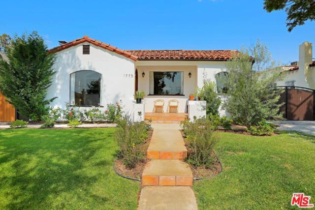 1775 S Hayworth Avenue, Los Angeles (City), CA 90035 (#18394448) :: PLG Estates