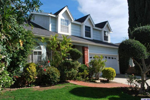 11634 Garrick Avenue, Sylmar, CA 91342 (#318004193) :: Paris and Connor MacIvor