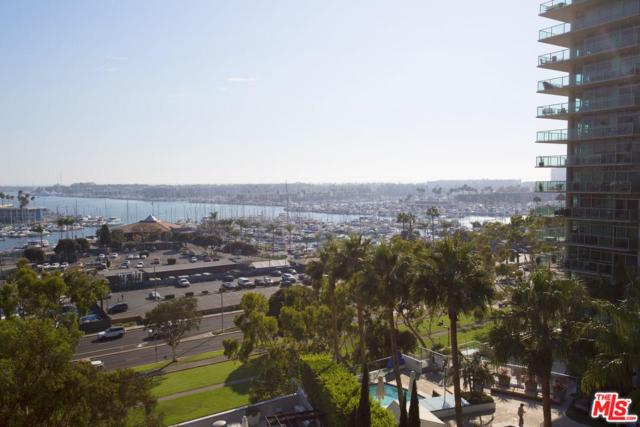 13650 Marina Pointe Drive #902, Marina Del Rey, CA 90292 (#18396264) :: Golden Palm Properties
