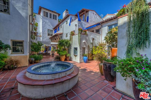 1414 N Harper Avenue #7, West Hollywood, CA 90046 (#18396124) :: Golden Palm Properties