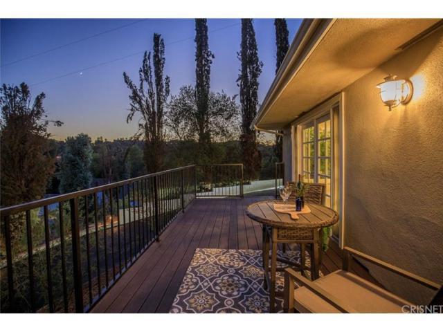 5117 Lubao Avenue, Woodland Hills, CA 91364 (#SR18248983) :: Golden Palm Properties