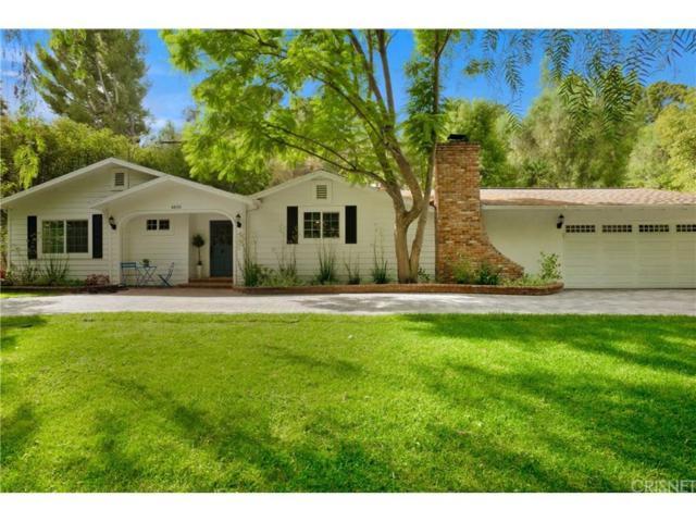 4859 Topeka Drive, Tarzana, CA 91356 (#SR18244941) :: Golden Palm Properties