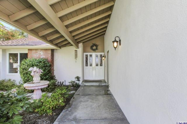 4620 Leir Drive, La Canada Flintridge, CA 91011 (#318004128) :: Desti & Michele of RE/MAX Gold Coast