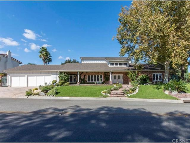 24137 Vista Hills Drive, Valencia, CA 91355 (#SR18248976) :: Carie Heber Realty Group
