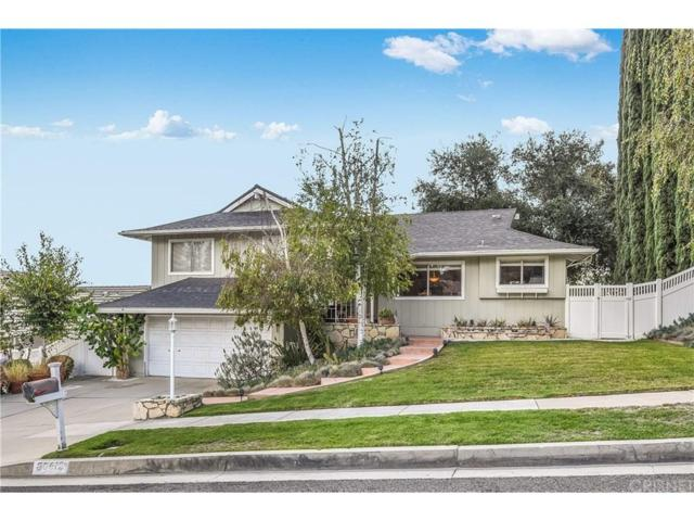 30612 Rigger Road, Agoura Hills, CA 91301 (#SR18248741) :: Golden Palm Properties