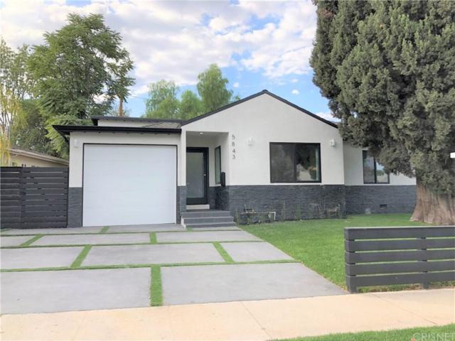 5843 Balcom Avenue, Encino, CA 91316 (#SR18249139) :: Golden Palm Properties