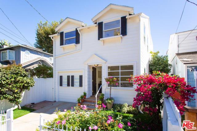 214 W Channel Road, Santa Monica, CA 90402 (#18395404) :: Golden Palm Properties