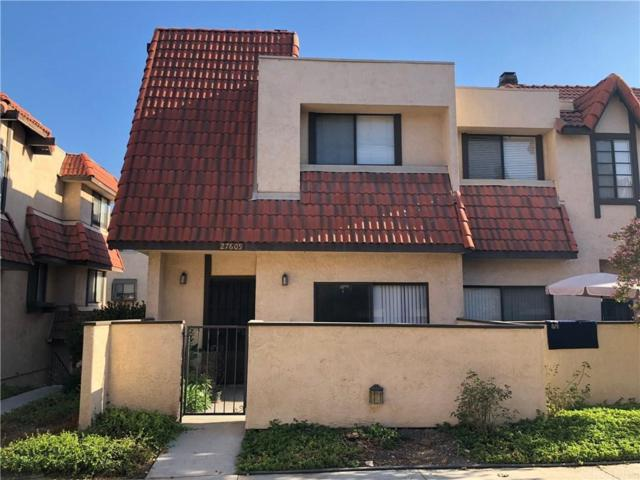 27609 Nugget Drive #1, Canyon Country, CA 91387 (#SR18245626) :: Carie Heber Realty Group
