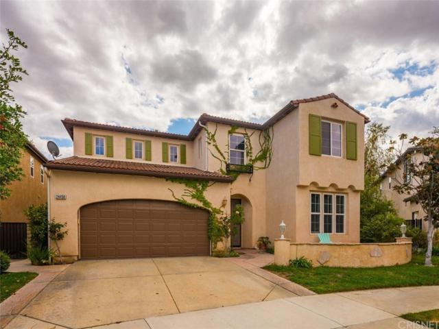 24458 Mira Vista Street, Valencia, CA 91355 (#SR18249627) :: Carie Heber Realty Group