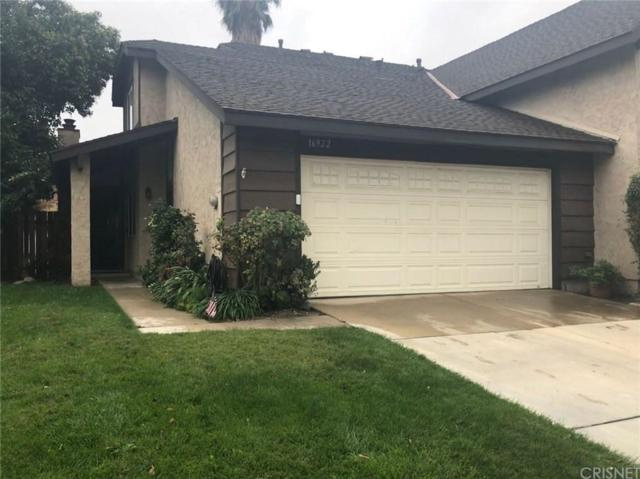 16922 Shinedale Drive, Canyon Country, CA 91387 (#SR18249938) :: Carie Heber Realty Group
