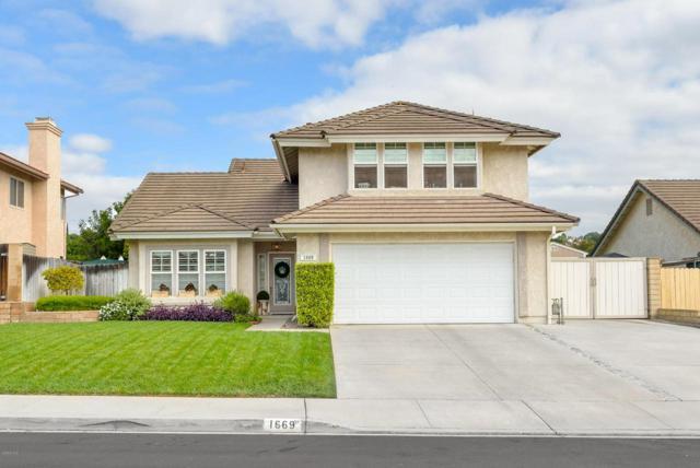 1669 Ridgewood Drive, Camarillo, CA 93012 (#218012988) :: TruLine Realty