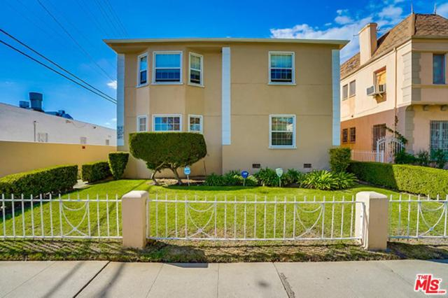 1253 S Crescent Heights #57, Los Angeles (City), CA 90035 (#18396820) :: Golden Palm Properties