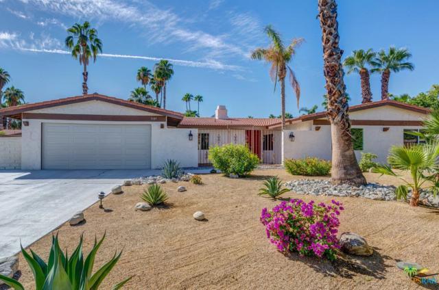3105 Cambridge Court, Palm Springs, CA 92264 (#18393430PS) :: The Fineman Suarez Team
