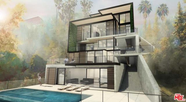 1579 Lindacrest Drive, Beverly Hills, CA 90210 (#18395606) :: PLG Estates