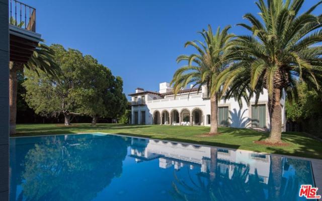 133 S Mapleton Drive, Los Angeles (City), CA 90024 (#18396318) :: PLG Estates