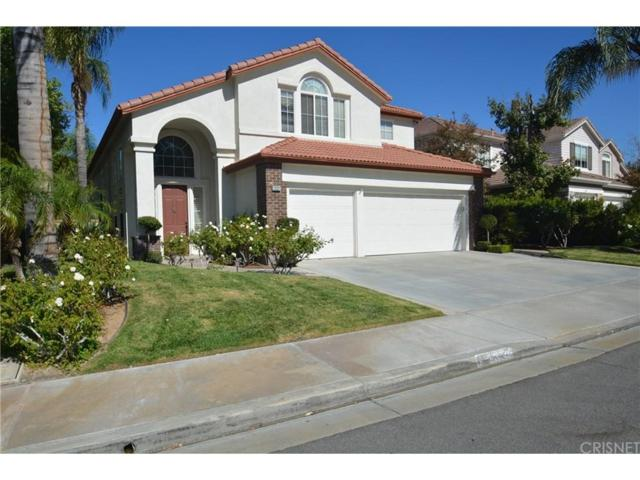 23321 Summerglen Place, Valencia, CA 91354 (#SR18250585) :: Carie Heber Realty Group
