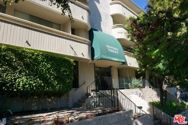 11645 Montana Avenue #208, Los Angeles (City), CA 90049 (#18395822) :: PLG Estates
