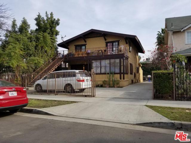 1828 S Manhattan Place, Los Angeles (City), CA 90019 (#18397210) :: PLG Estates