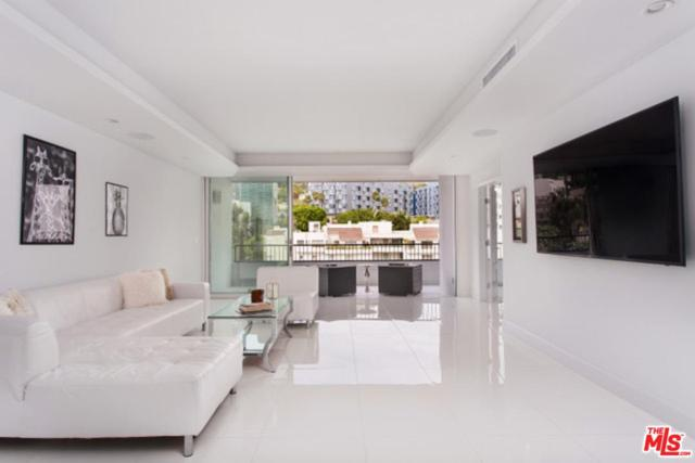 1100 Alta Loma Road #1002, West Hollywood, CA 90069 (#18394792) :: Golden Palm Properties