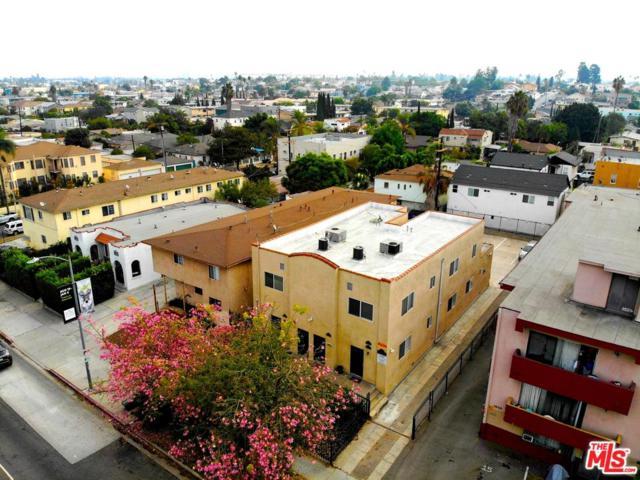1816 S La Brea Avenue, Los Angeles (City), CA 90019 (#18397340) :: PLG Estates