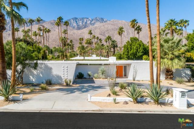 1577 S Calle Marcus, Palm Springs, CA 92264 (#18393850PS) :: The Fineman Suarez Team