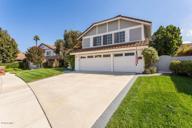 3378 Montagne Way, Thousand Oaks, CA 91362 (#218013040) :: Golden Palm Properties