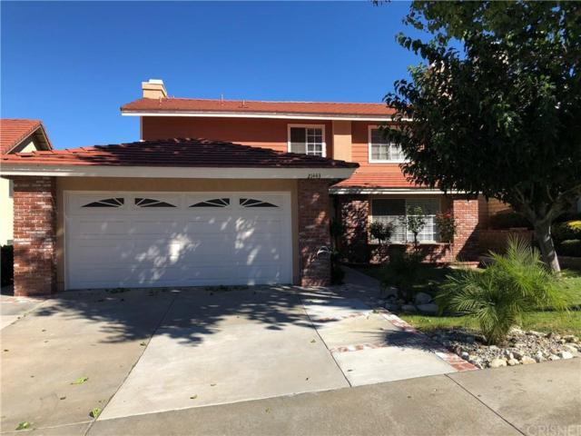 21443 Angela Yvonne Avenue, Saugus, CA 91350 (#SR18251549) :: Carie Heber Realty Group