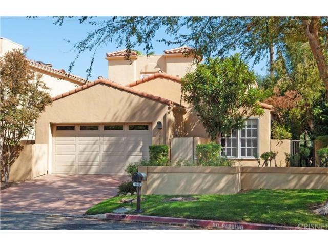 4462 Park Arroyo #69, Calabasas, CA 91302 (#SR18250692) :: DSCVR Properties - Keller Williams